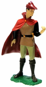Disney Sleeping Beauty Exclusive 3.5 Inch LOOSE PVC Figure Prince Phillip