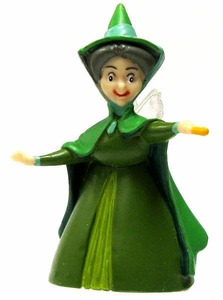 Disney Sleeping Beauty Exclusive 3 Inch LOOSE PVC Figure Fauna