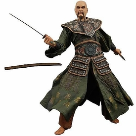 NECA Pirates of the Caribbean At World's End Series 1 Action Figure Sao Feng BLOWOUT SALE!