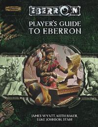 D&D Dungeons & Dragons Eberron Accessory Player's Guide to Eberron