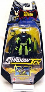 The Batman Shadow Tek Action Figure Plasma Blade Batman