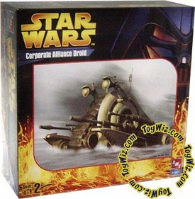 Star Wars Plastic Model Kit Corporate Alliance Droid