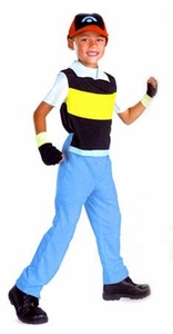 Disguise Pokemon Costume #6983 Ash Ketchum 3T-4T & 4-6 Only!