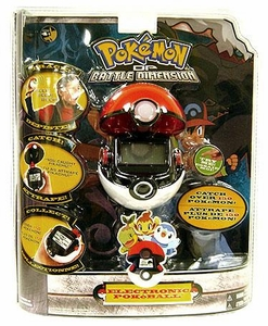 Pokemon DP Diamond & Pearl Battle Dimension Electronic LCD Light 'n Sound Pokeball