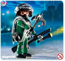 Playmobil Police Set #4693 Swat Officer
