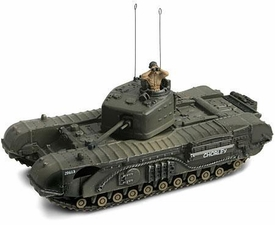 Forces of Valor 1:72 Scale D-Day Commemorative Series U.K. Infantry Tank MK. IV Churchill Mk. VII [Normandy]