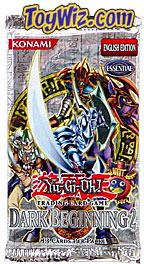 YuGiOh Dark Beginning Volume 2 Booster Pack
