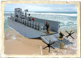 Forces of Valor 1:72 Scale D-Day Commemorative Series U.S. LCM3 Landing Craft