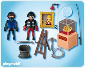 Playmobil Police Set #4265 Jewel Thieves