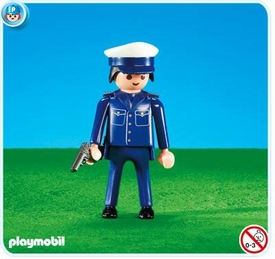 Playmobil Police Set #7384 Police Officer