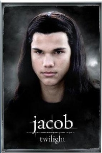 Twilight Movie Poster Jacob