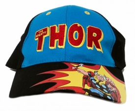 Thor Baseball Cap [Blue Front Panel]
