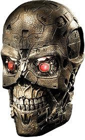 Rubie's Costume Terminator: Salvation Movie #68259 T-600 Endoskeleton Mask [Adult]