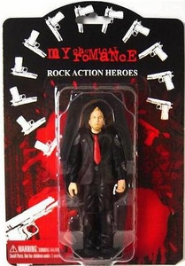 My Chemical Romance Action Figure Bob Bryar