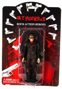 My Chemical Romance Action Figure Mikey Way