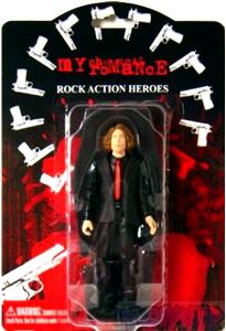 My Chemical Romance Action Figure Ray Toro