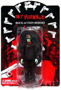 My Chemical Romance Action Figure Zombie Variant Mikey Way