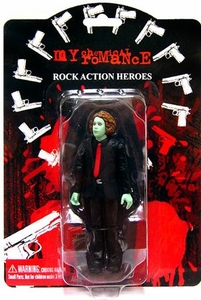 My Chemical Romance Action Figure Zombie Variant Ray Toro