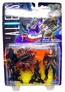 Aliens Kenner Vintage 1992 Action Figure Space Marine ATAX [Alien Disguise Gear]