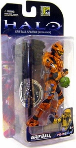 Halo 3 McFarlane Toys Series 5 [2009 Wave 2] 2009 SDCC San Diego Comic-Con Exclusive Action Figure Grifball Spartan