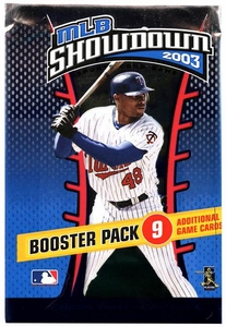 2003 MLB Showdown  Booster Pack [9 Cards]