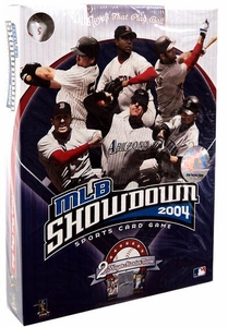 2004 MLB Showdown 2 Player Starter Game