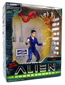 Alien Resurrection Kenner Vintage 1997 Deluxe Action Figure Call [Mechanic of the Betty]