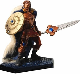 He-Man Masters of the Universe Exclusive Statue King Randor [Classic Colors] BLOWOUT SALE!