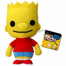 Funko Simpsons 5 Inch Plush Figure Bart