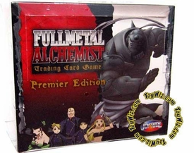 Fullmetal Alchemist Trading Card Game Premier Edition Booster Box