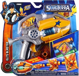 Slugterra Basic Blaster & Evo Dart Eli's Blaster [Includes Code for Exclusive Game Items]