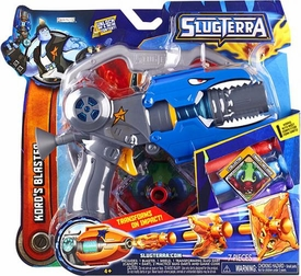 Slugterra Basic Blaster & Evo Dart Kord's Blaster [Includes Code for Exclusive Game Items]
