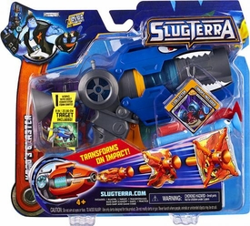 Slugterra Mini Blaster & Evo Dart Kord's Blaster [Includes Code for Exclusive Game Items] Hot!