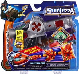 Slugterra Mini Blaster & Evo Dart Dr. Blakk's Blaster [Includes Code for Exclusive Game Items]