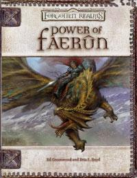D&D Dungeons & Dragons Forgotten Realms Accessory Power of Faern