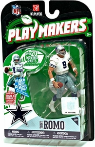 McFarlane Toys NFL Playmakers Series 1 Action Figure Tony Romo (Dallas Cowboys)