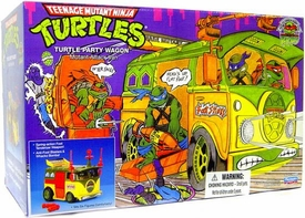 Teenage Mutant Ninja Turtles 25th Anniversary Party Wagon [Mutant Attack Van]