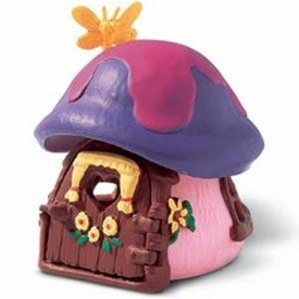 Schleich The Smurfs Smurfette's Pink Mushroom Cottage