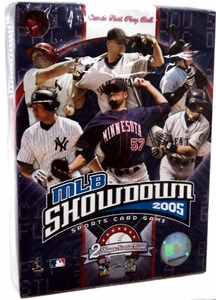 2005 MLB Showdown 2 Player Starter Game