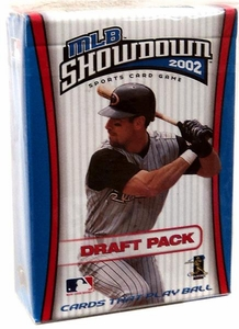 2002 MLB Showdown Draft Pack