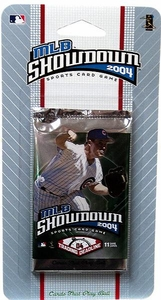 2004 MLB Showdown TRADING DEADLINE Booster Pack [11 Cards]