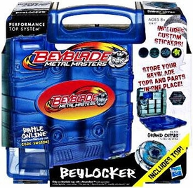 Beyblades BLUE BeyLocker [Includes Grand Cetus!]