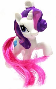 My Little Pony Friendship is Magic 3 Inch Happy Meal Clip-On Toy Rarity