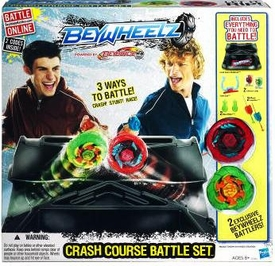 Beyblades Beywheelz Crash Course Battle Set