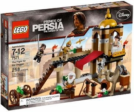 LEGO Prince of Persia Set #7571 Fight for the Dagger