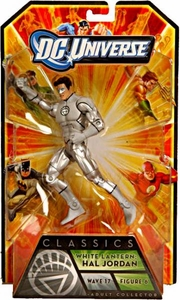 DC Universe Classics Series 17 Action Figure Hal Jordan {White Lantern} [Build Anti-Monitor Piece!]