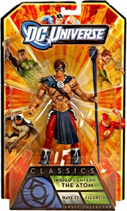 DC Universe Classics Series 17 Action Figure The Atom {Indigo Tribe} [Build Anti-Monitor Piece!]