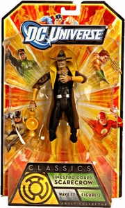 DC Universe Classics Series 17 Action Figure Scarecrow {Sinestro Corps} [Build Anti-Monitor Piece!]