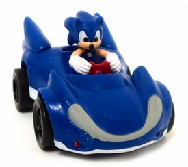 Tomy Gacha Sonic the Hedgehog Pullbacks Mini Figure Sonic