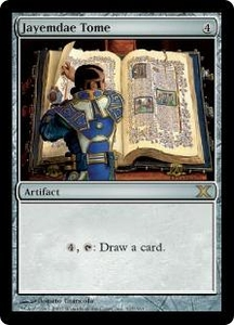 Magic the Gathering Tenth Edition Single Card Rare #327 Jayemdae Tome